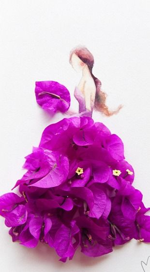 Lim Zhi Wei of Love Limzy's flower art