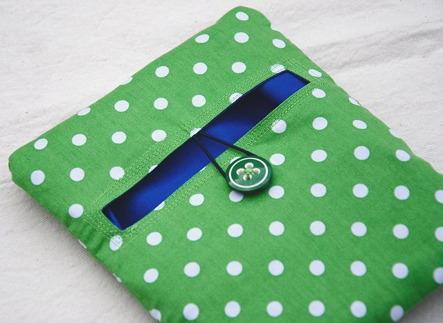 Shopping bag tutorial - folds up to little pocket