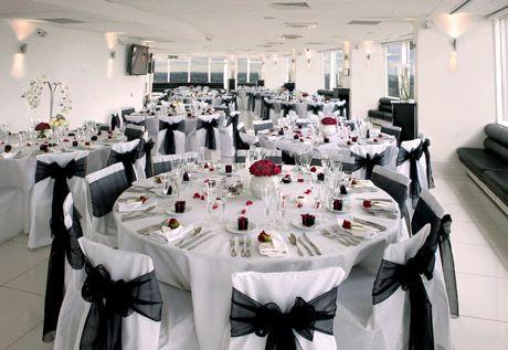10 Quirky Wedding Venues; Altitude 360, London