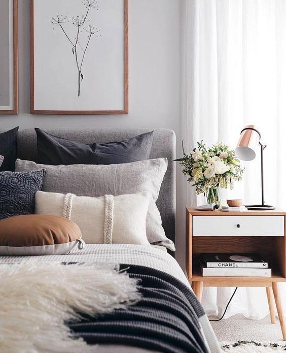 Quelques id es pour rendre sa maison chaleureuse home maison chaleureuse deco chambre et - Rendre sa maison autonome ...