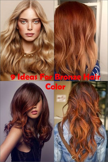 Bronze hair is very popular hair color that both looks vibrant and natural at the same time. There is a debate whether this is a brown, ...