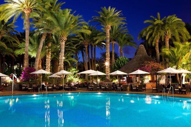 Seaside Palm Beach, Maspalomas, Gran Canaria