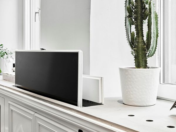 hidden tvs flat screen on a pop up lift concealed in a living room cabinet ofu2026 find this pin and more on tv