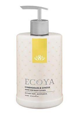 Ecoya Lemongrass & Ginger Hand & Body Lotion