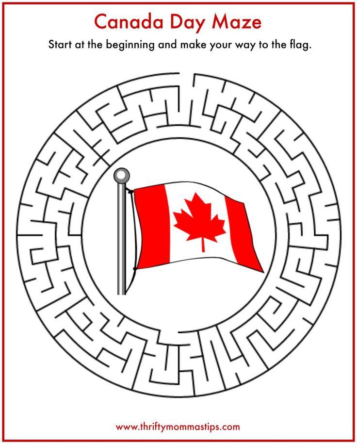 Canada Day Maz