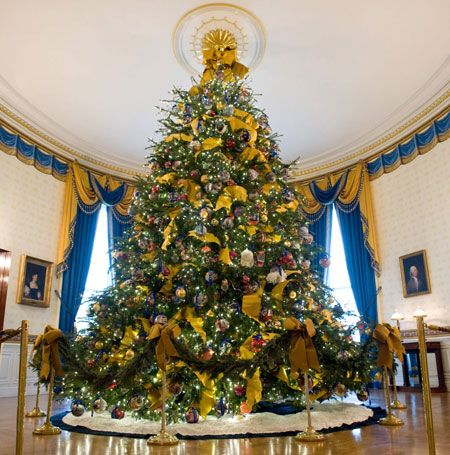 1000 Images About White House Holiday Decor On Pinterest