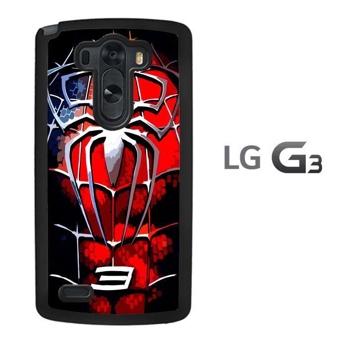 spder man 3 chest R0141 LG G3 Case