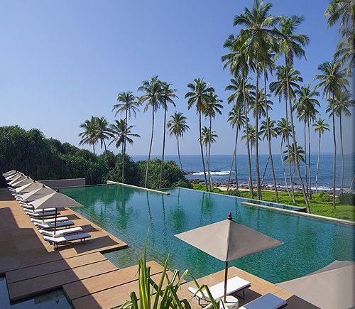 Sri Lanka Luxury Resort Photo Album, Amanwella Picture Tour - picture tour