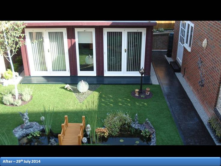 This is the completed Snow Queen Garden Project and was spookily taken on the 29th July 2014