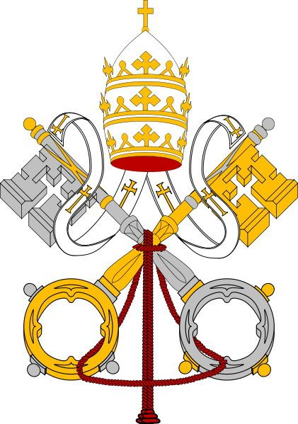 Vatican City State coat of arms
