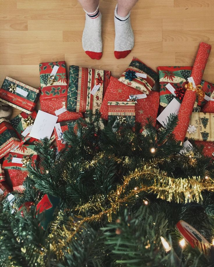 This Might Be the Most Genius Memory-Keeping Idea For Parents at Christmastime