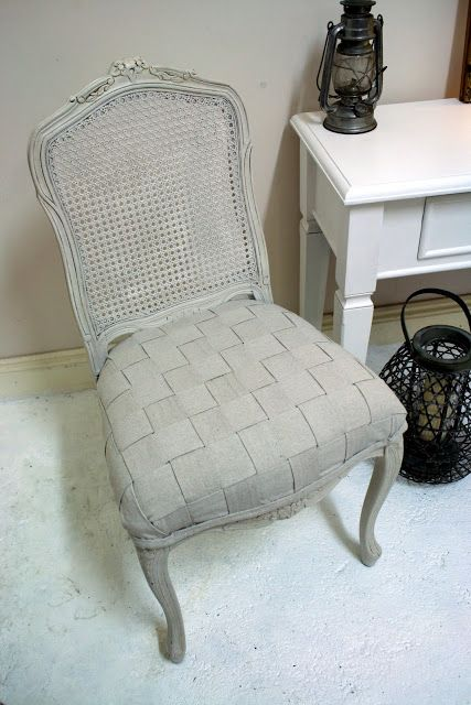 Elegant Lilyfield Life: French Chair Makeover (and Again)