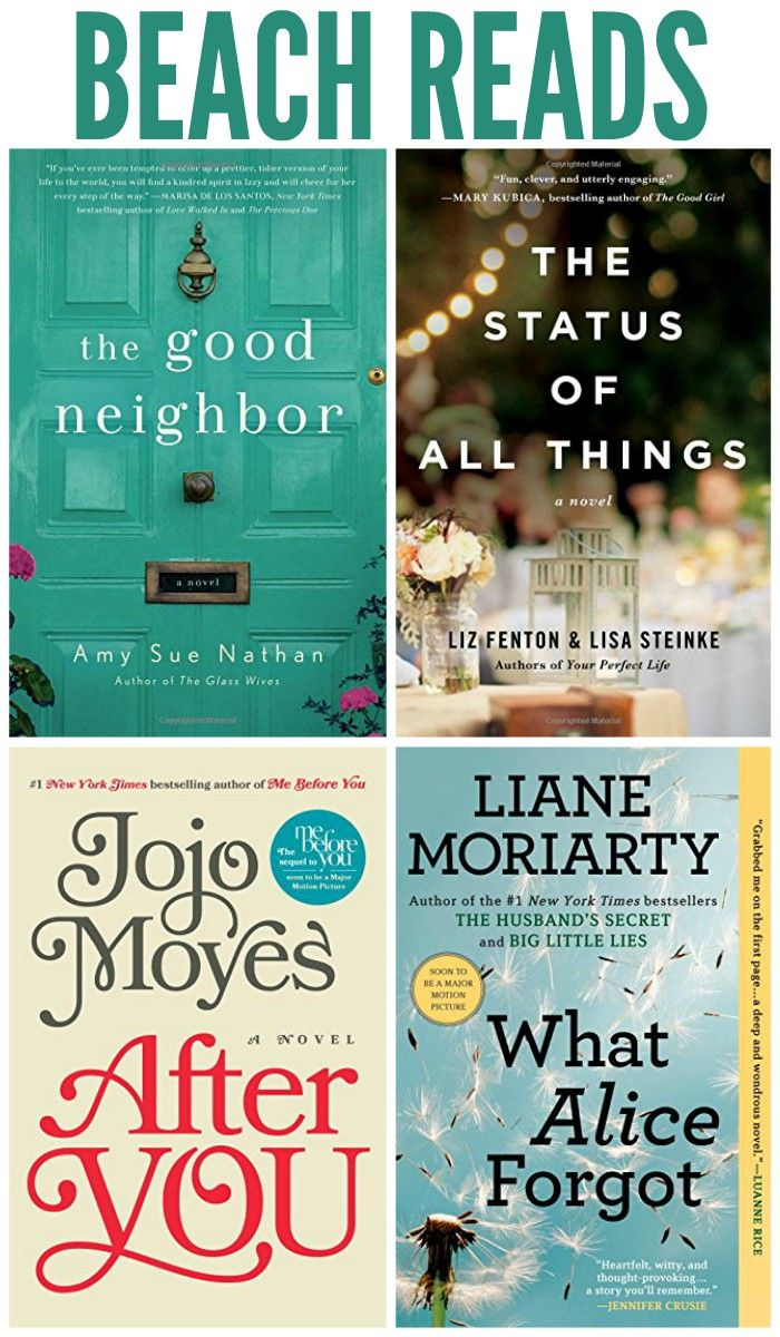 Here's The Ultimate List Of This Year's Must Read