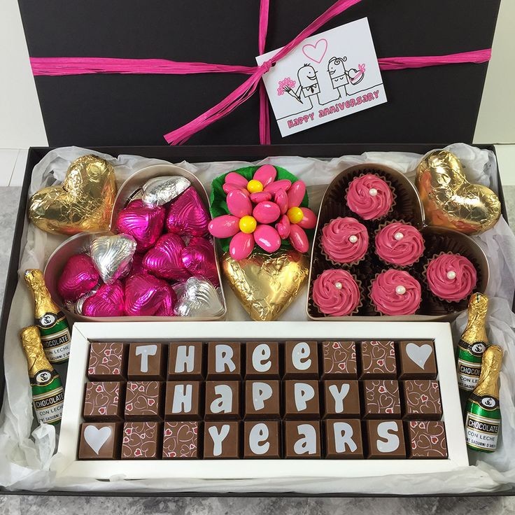 Luxury Gifts For 3rd Wedding Anniversary