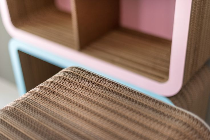 Fresh colors with Moretto System by Lessmore - design Giorgio Caporaso