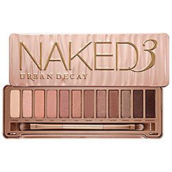 Yay, Baby! My #sephora had it in store, so I got myself a special treat with Christmas money from my mamma: Urban Decay - Naked 3 a.k.a. The Precious.