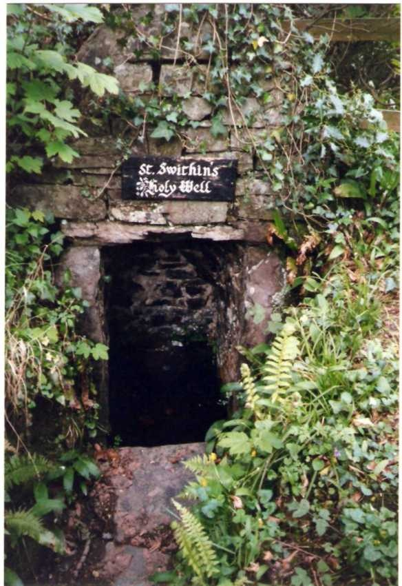 ST SWITHIN'S HOLY WELL:
