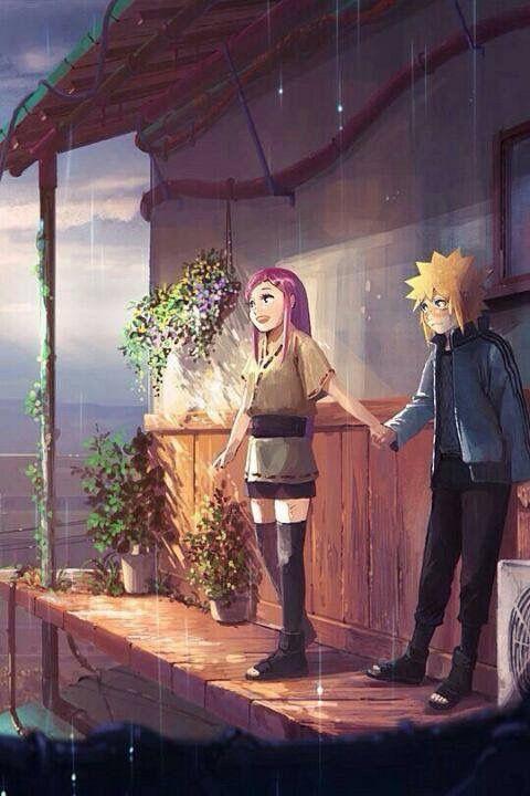 Minato and Kushina. ❤️❤️