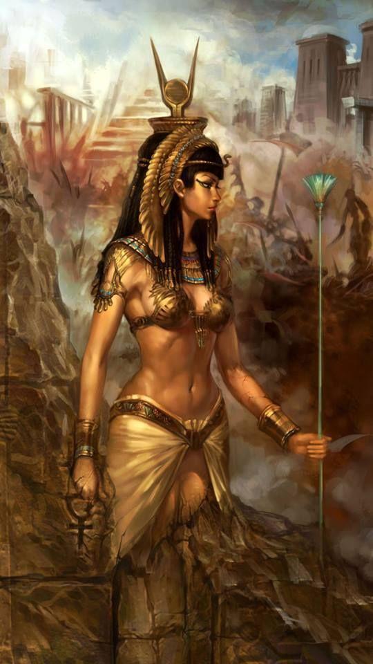 queen egyptian art wallpaper - photo #11