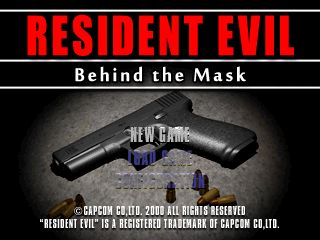 Resident Evil: Behind the Mask - a 3rd person perspective remake of RE Survivor.