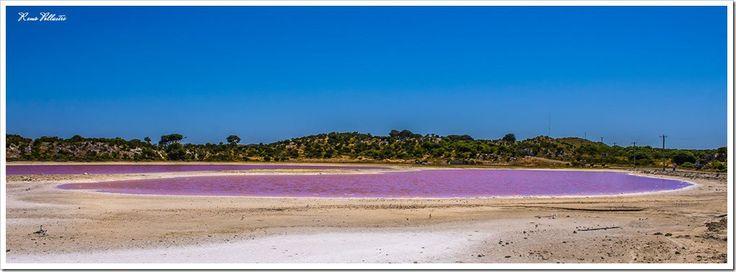 Rottnest Island – Pink Lakes
