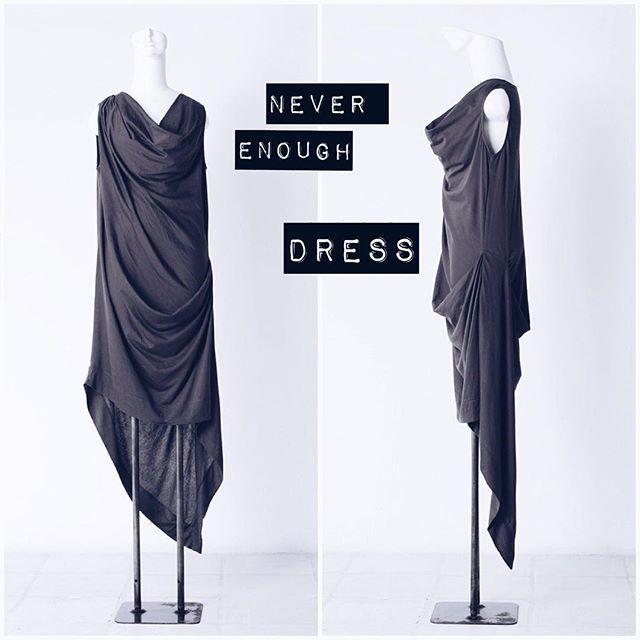Dress asymmetrical. Relaxed fit. Fabric: cotton 100% (S.Korea) ▪️Worldwide shipping - www.kinoconcept.com ▪️Доставка по всем регионам России - www.kinoconcept.ru #kinoconcept