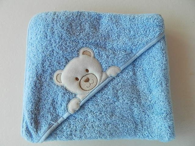 Capa de baño para bebés