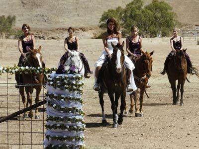 BEST TV Wedding EVER...! :0) McLeod's Daughters