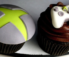 cupcakes!! so cool! i bet Ben would love these!