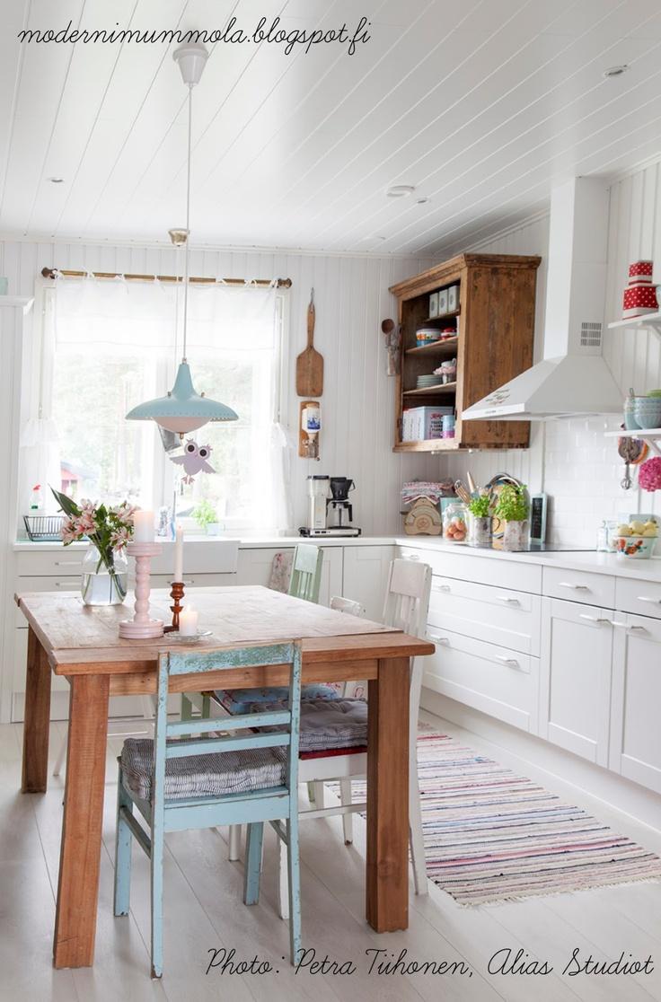 MELUKYLÄN TALO: 101 Ideaa, ihana keittiö