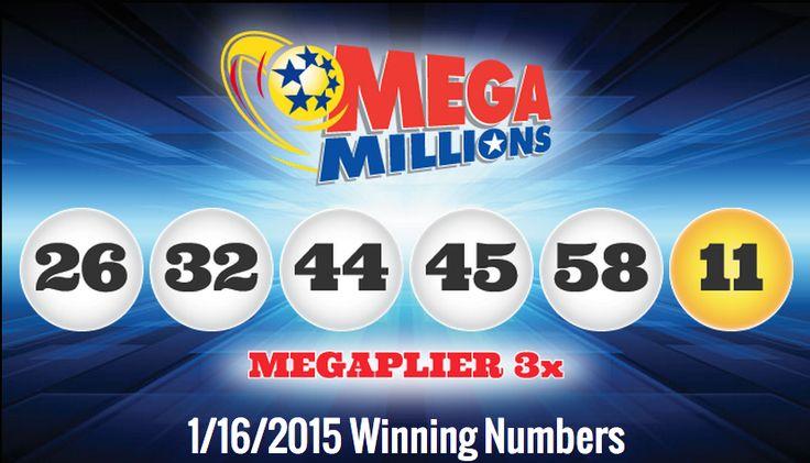 """Un jugador de lotería en el estado de Illinois ganó el primer premio gordo """"Jackpot"""" del 2015 con un valor…"""