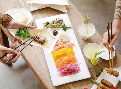 Reinventing Disposable: Elegant Japanese Paper Tableware   Designs & Ideas on Dornob