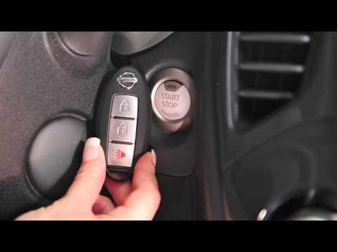 2012 NISSAN JUKE - Push Button Ignition - YouTube
