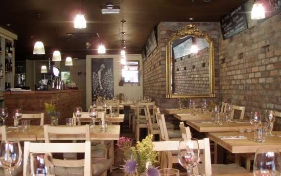 Whitefriar Grill | Dublin Restaurant - Reviews, Menu and Dining Guide Georges Street