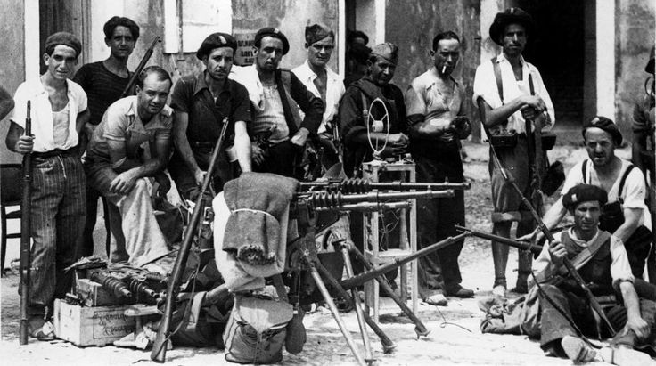Foto: Las milicias populares se formaron en todo el territorio republicano, pero no todas tenían los mismos objetivos.