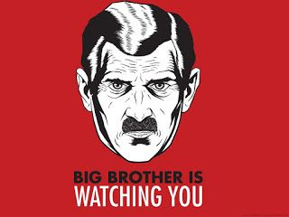 aylogyros news: «1984» του Τζ. Όργουελ : το βιβλίο που προφήτευσε ...