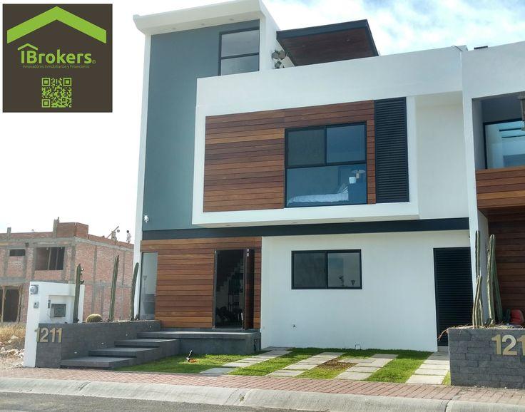 Casa en venta en la condesa juriquilla casa ihousing for Casas modernas juriquilla