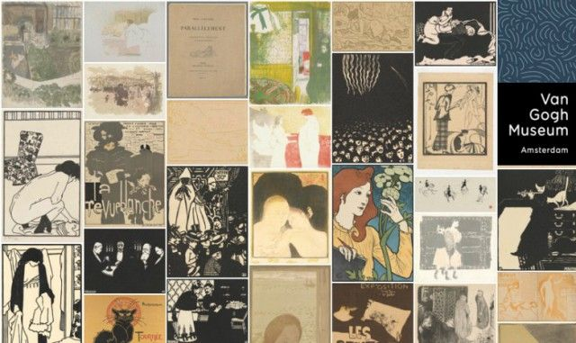 Парижский музей Ван Гога выложил в открытый доступ 1800 рисунков и плакатов
