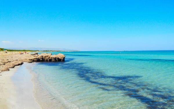 Spiaggia di San Lorenzo, Noto, (Foto da travelersinsicily.com)