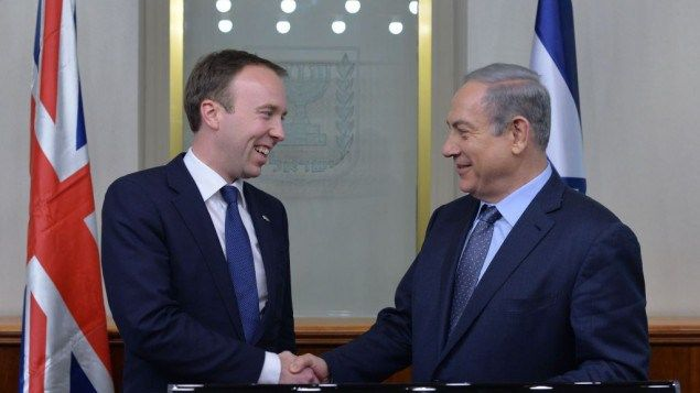 Netanyahu elogia al Reino Unido por prohibir boicots contra Israel