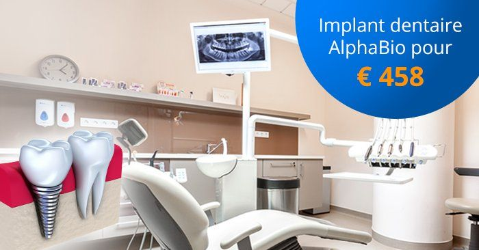 MDENTAL alpha bio implant