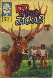 "Seria: ""Kapitan Żbik""  ""Kto zabił Jacka?"""