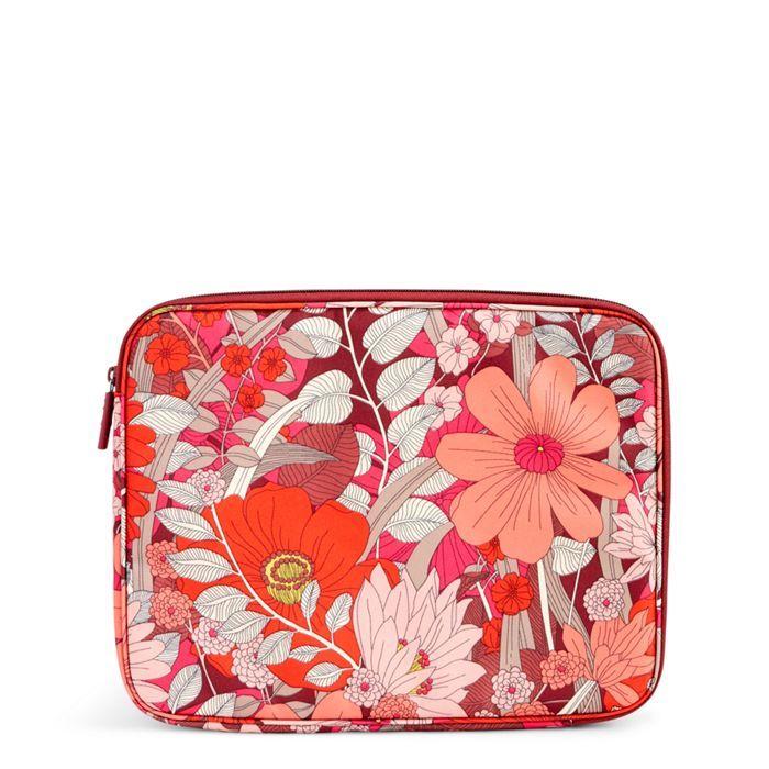 Image of Laptop Sleeve in Bohemian Blooms
