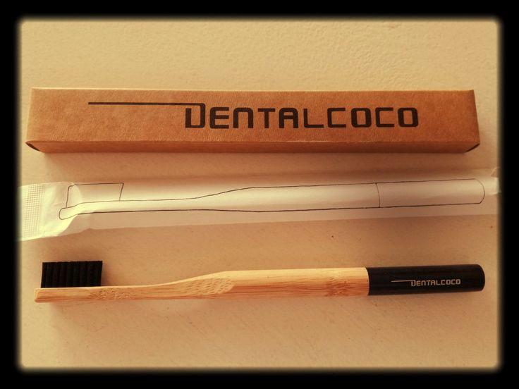 4 x Bamboo Toothbrush 100 % ECO, Vegan & Natural