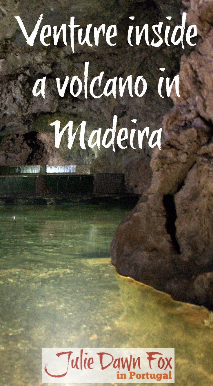 Venture Inside a Volcano at São Vicente Volcanic Centre, Madeira. Explore underground caves, lava tunnels a museum and journey to the centre of the Earth. Find out what to expect from a visit and where to stay in São Vicente.