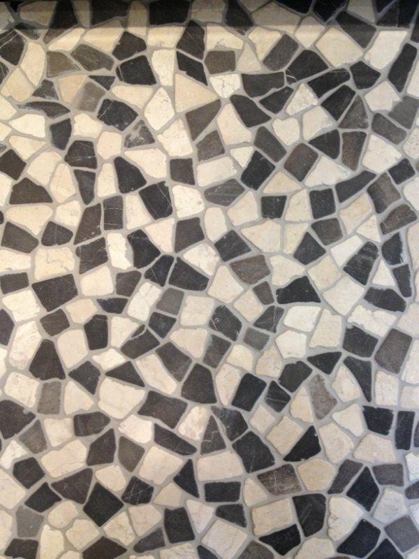 Inloopdouche mozaiek - Google zoeken