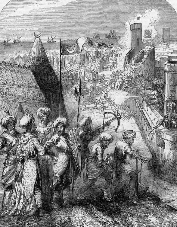 [Ottoman Empire] Siege of Malta, 1565 (Osmanlı Malta Kuşatması, 1565)