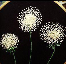 Узелковая вышивка на одежде (подборка) / Вышивка / Своими руками - выкройки…