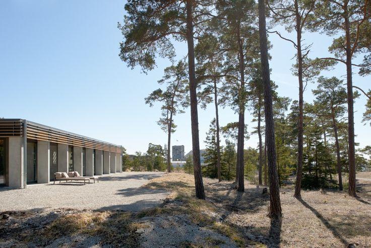 Summerhouse, Gotland. Love Arbén arkitekter. » Lindman Photography