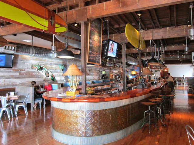 Longboards West Palm Beach Fl A Nice Alternative To The Typical Seafood Restaurant And Leagues Above Por Ch